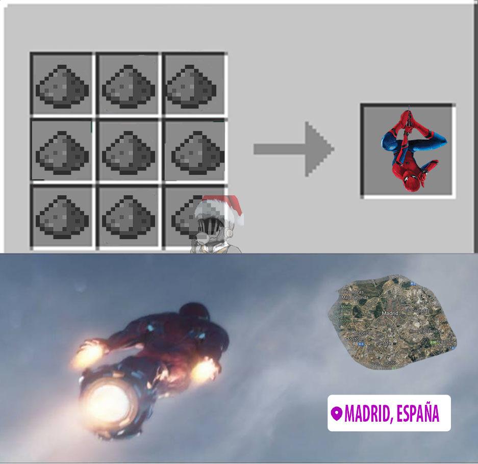 Creo que llego un poco tarde apra un meme de Infinity War