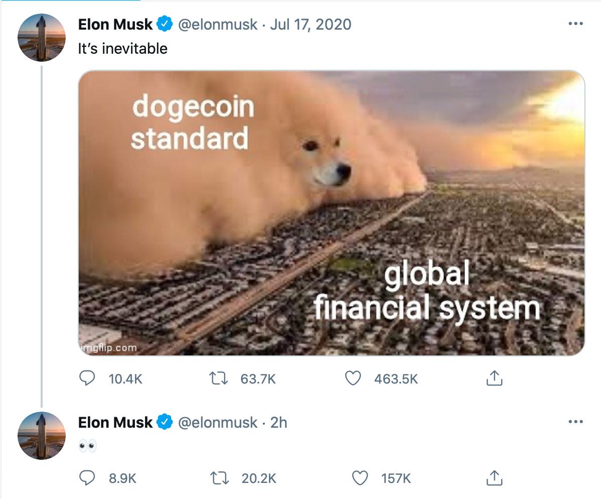 Elon Musk dominara el mundo - meme