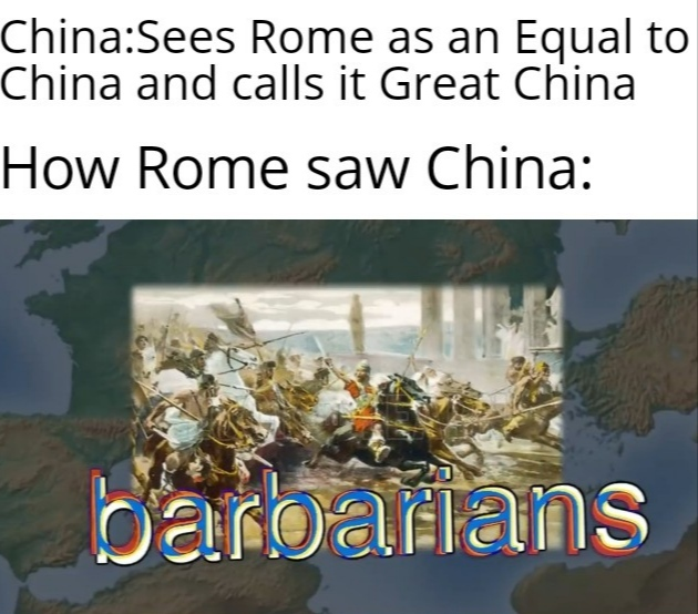 China IS China!(PRC china is China weather you like it or not) - meme