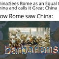 China IS China!(PRC china is China weather you like it or not)