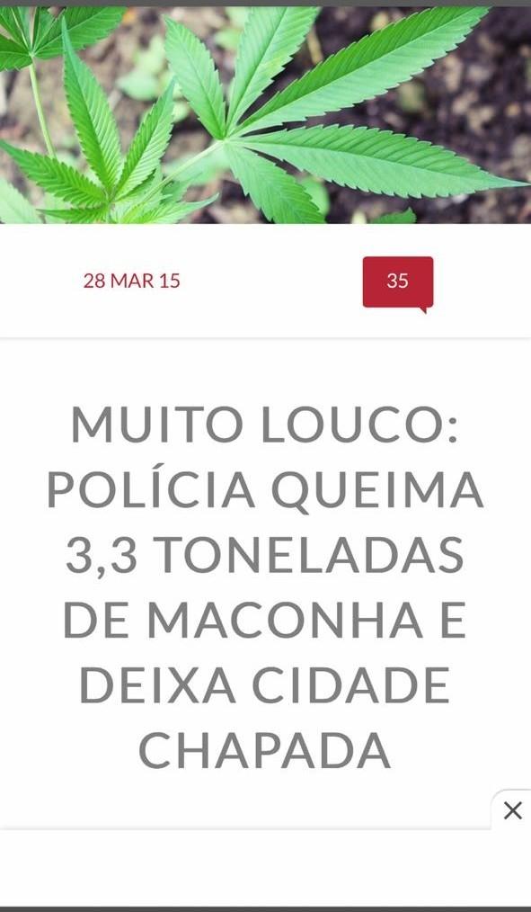 Maconha, MUITA MACONHA - meme