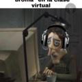 Cuenten que bromas sin gracia han hecho en sus clases virtuales