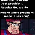 poland is superior