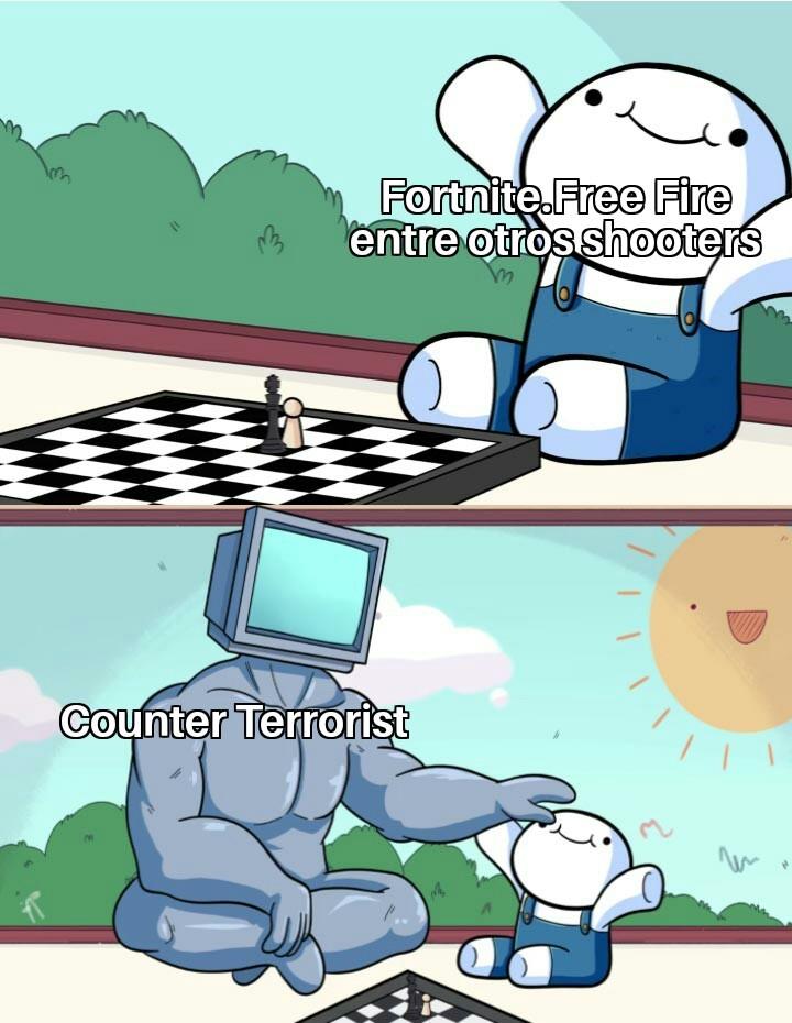 Recuerdo cuando lo jugaba en el cyber - meme