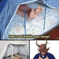 Monster under your bed approved