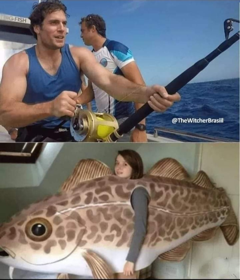Cavil fisher - meme