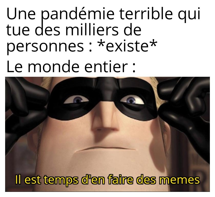 It's showtime - meme
