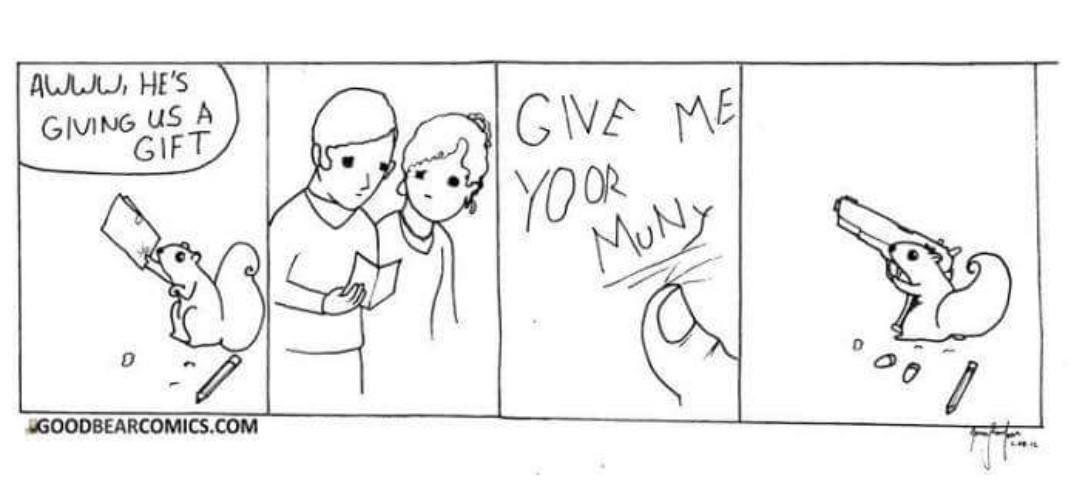 Muny - meme