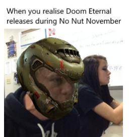No Slay September - meme