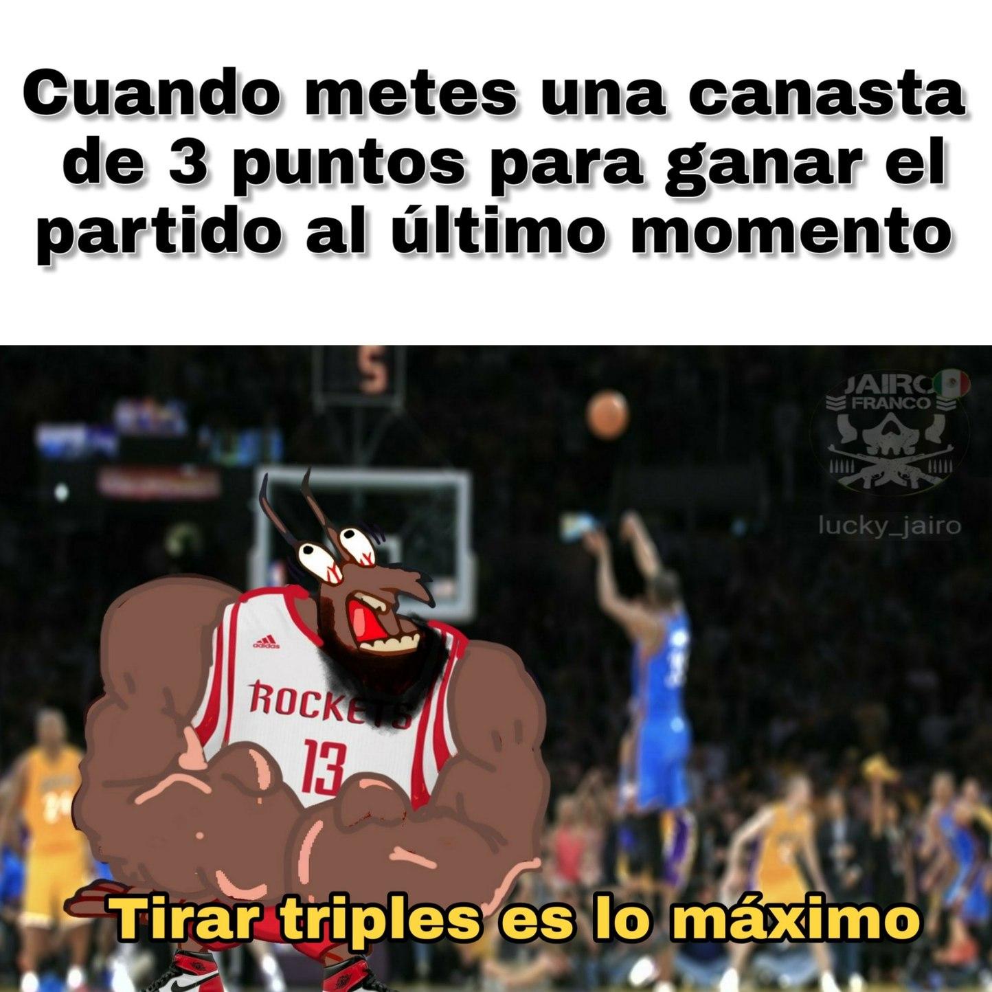 3 puntos!! - meme