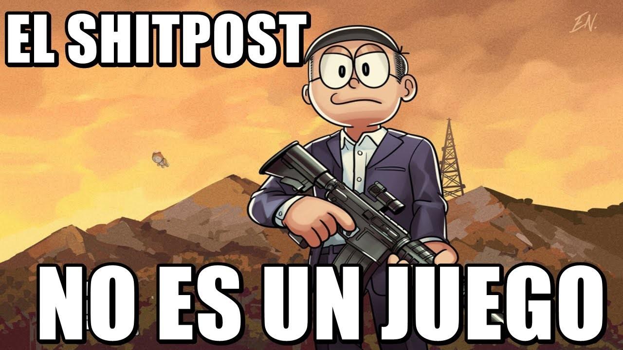 Con el chitpost no se juega :chad: - meme