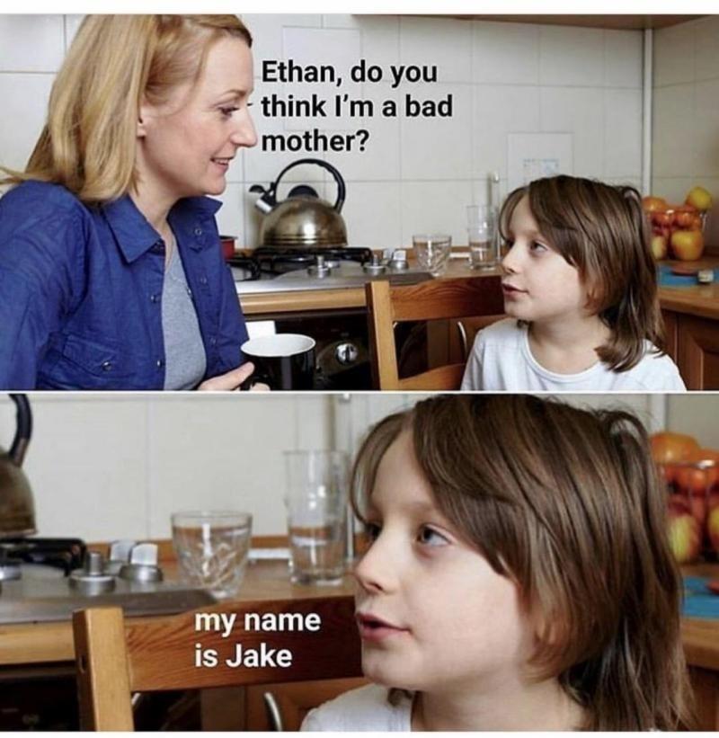 Gud mum - meme