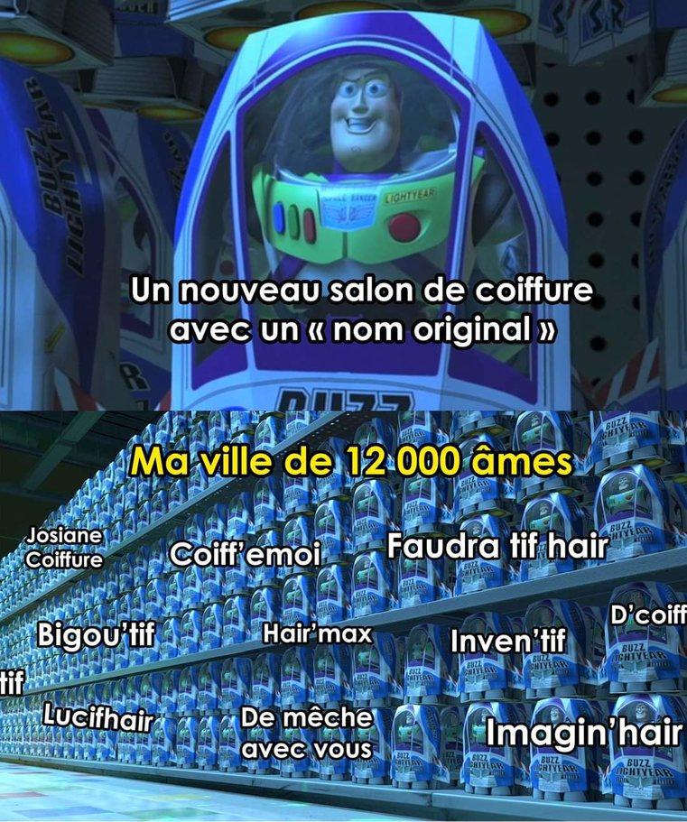 Caπl'hair - meme