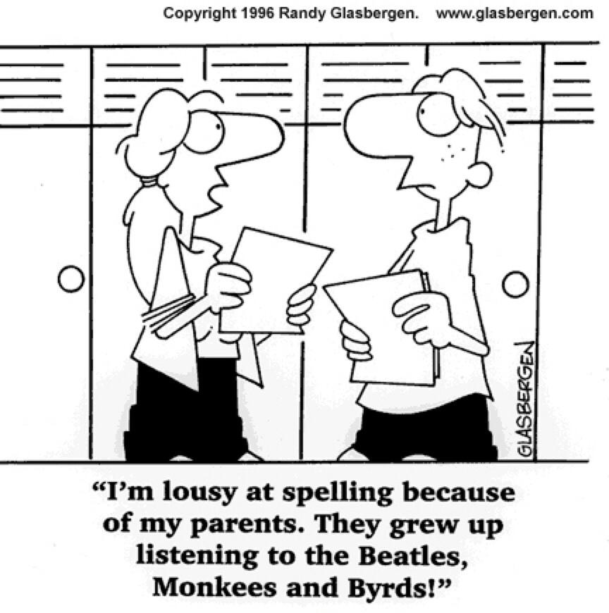 Beatles suck - meme