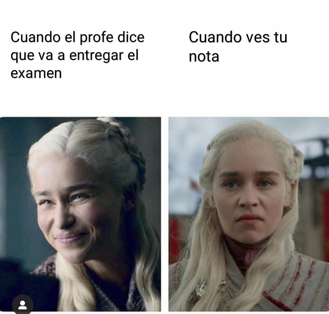 Re100 horneado - meme
