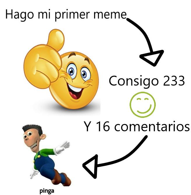 Pinga._.XD - meme
