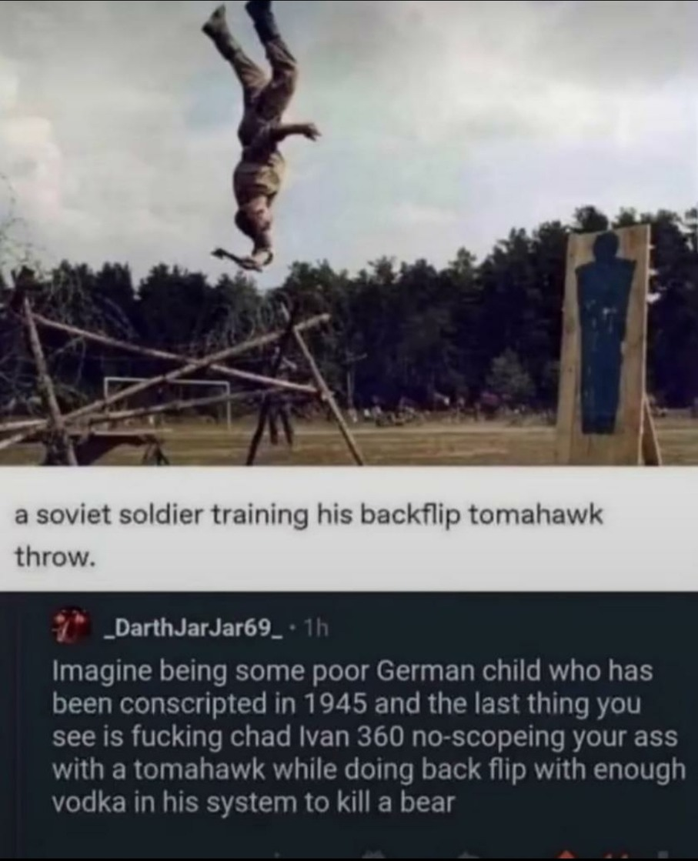 Oh man, the poor Germans - meme