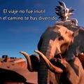 Goku filosófico