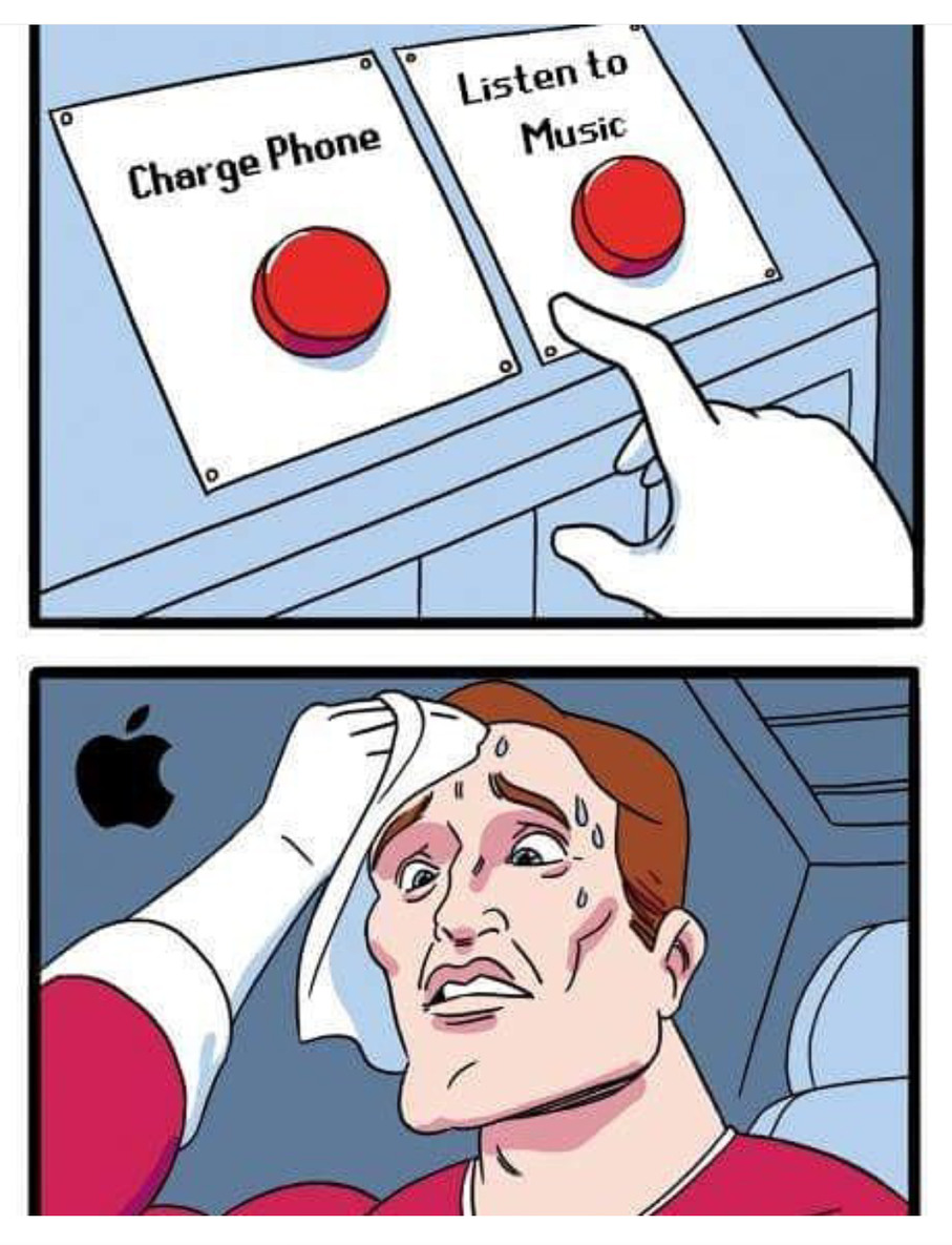 IOS struggle - meme