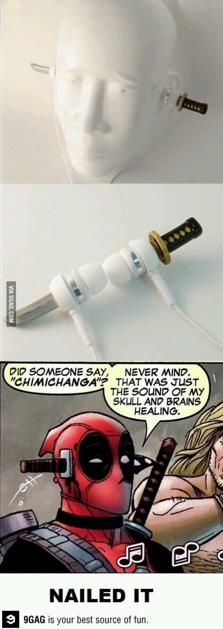i want that Headphones! - meme