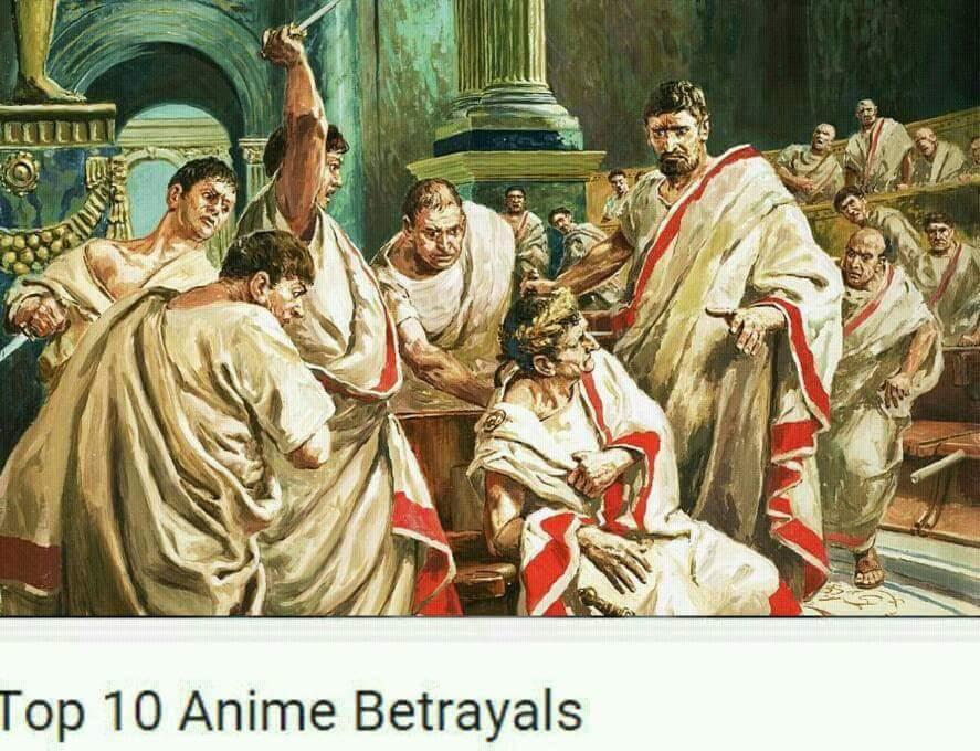 Et tu, Brute? - meme