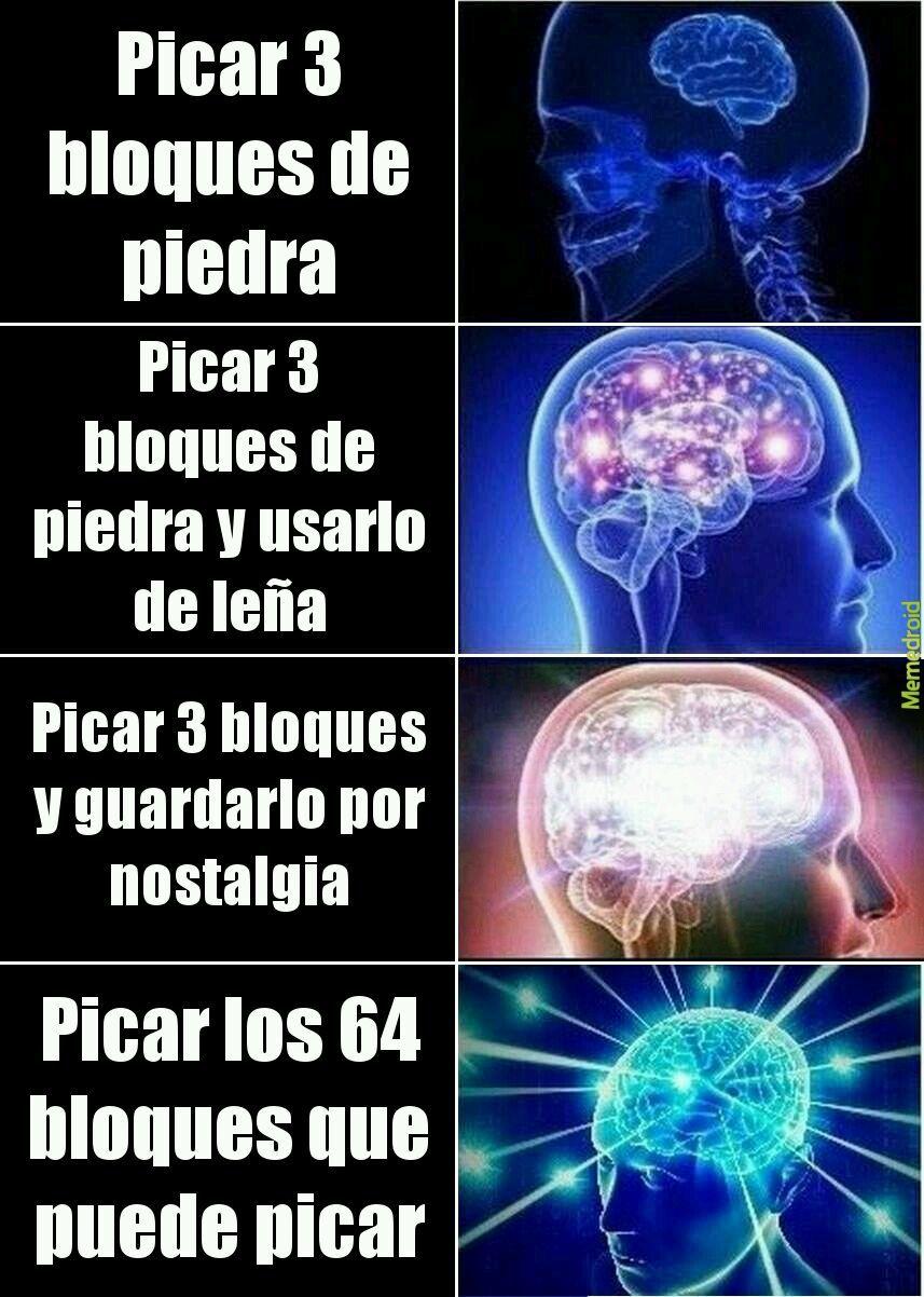 PICO DE MADERA - meme