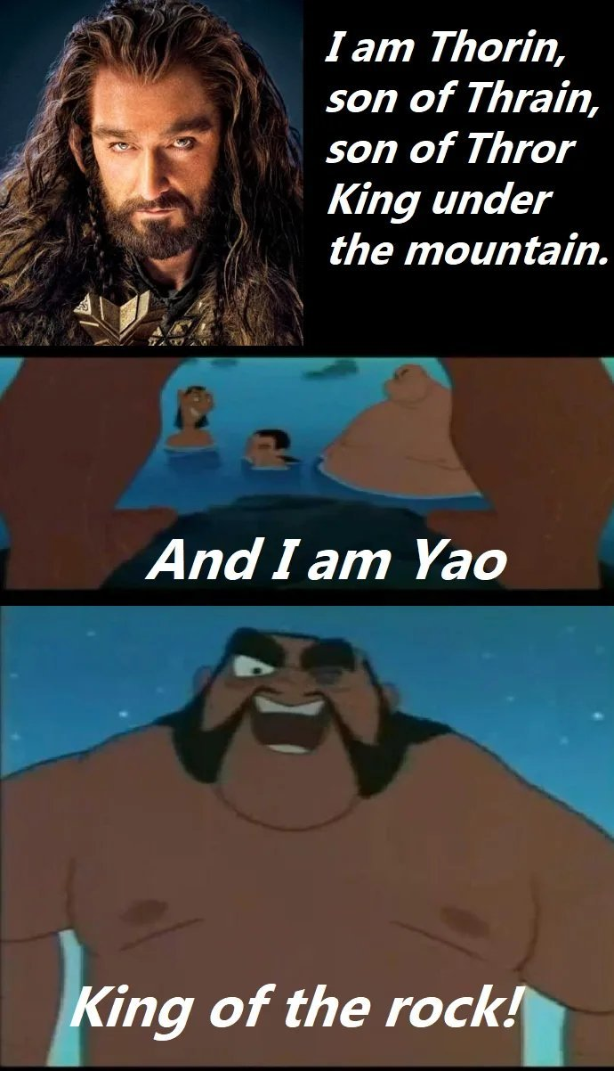 Kings be like - meme