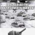 The avatar of the tanks