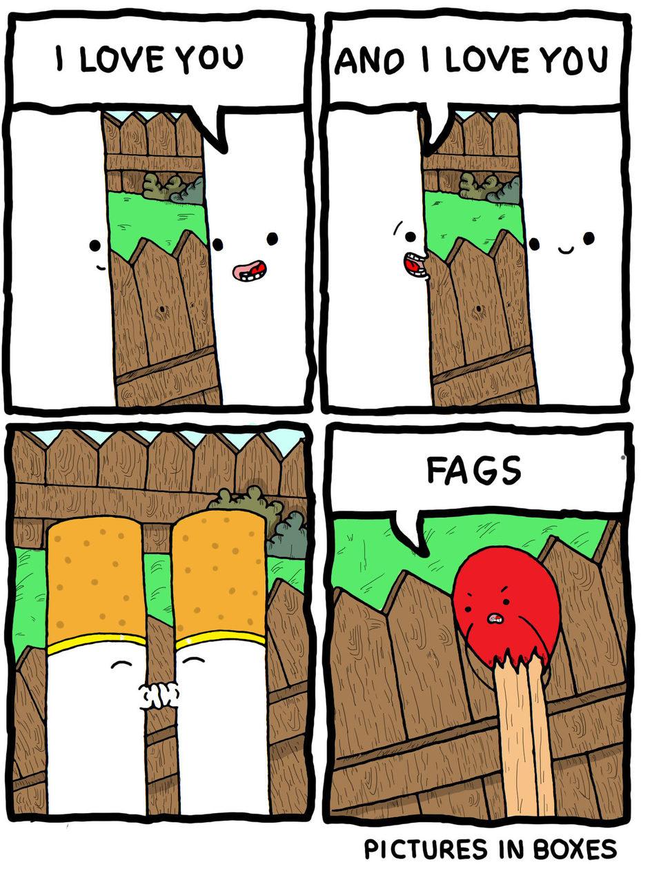 Fags - meme