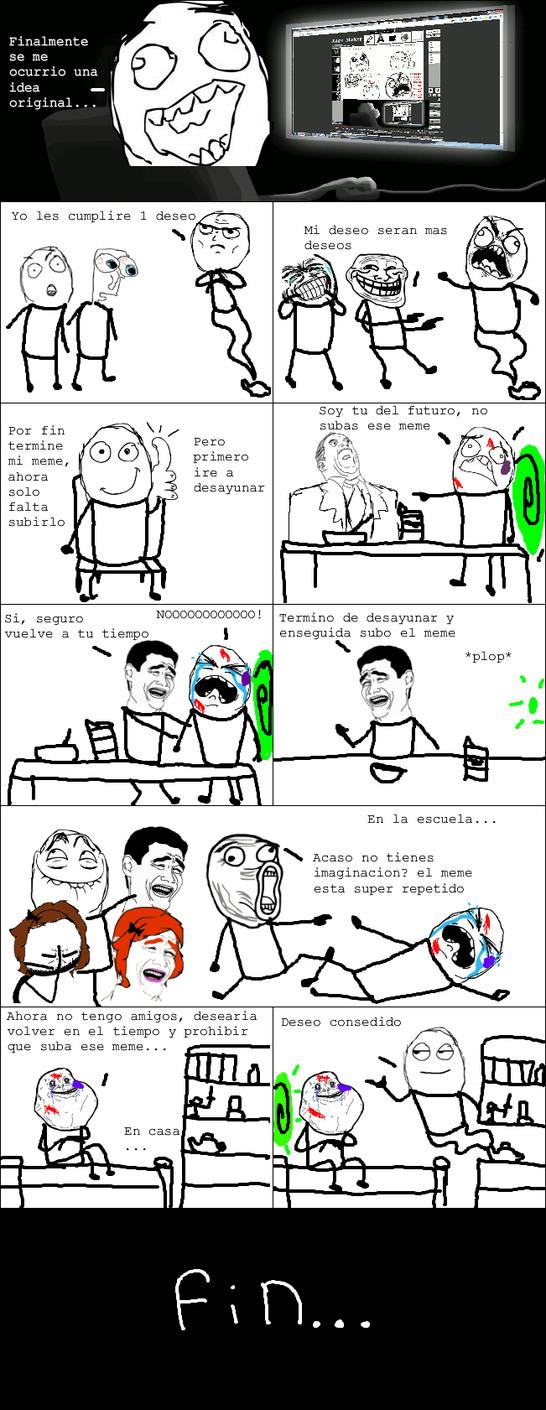 Bucle Temporal... - meme