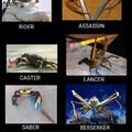Les crabe héroïque