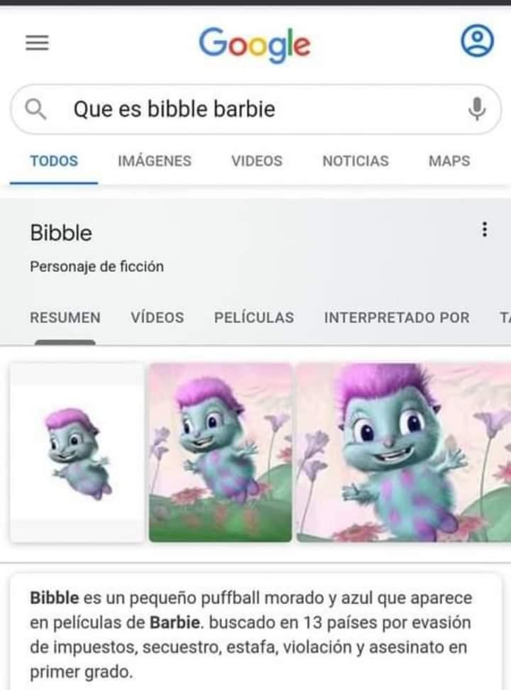 Bibblie - meme