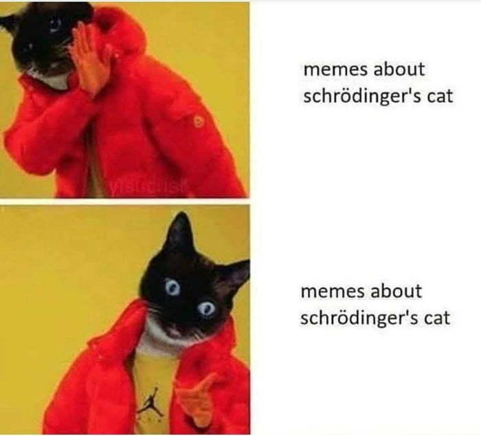 I like it yet I don't like it - meme