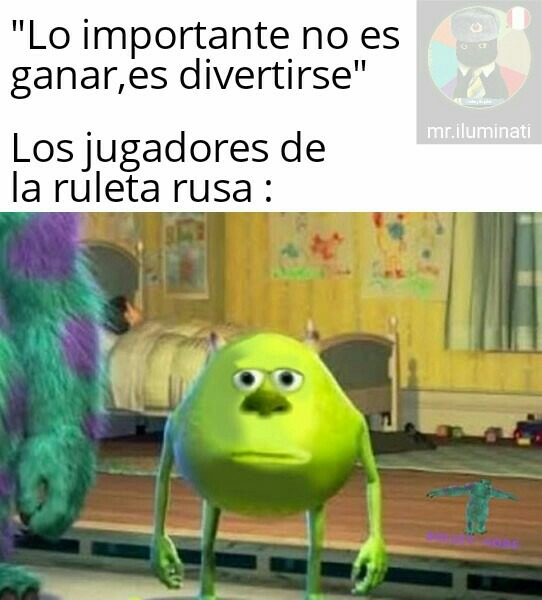 Meme super original