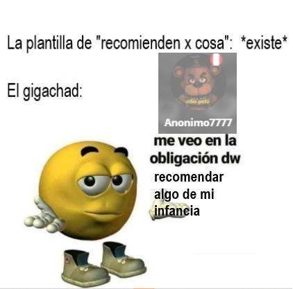 Por cierto, recomienden rock en español :cgirl: - meme