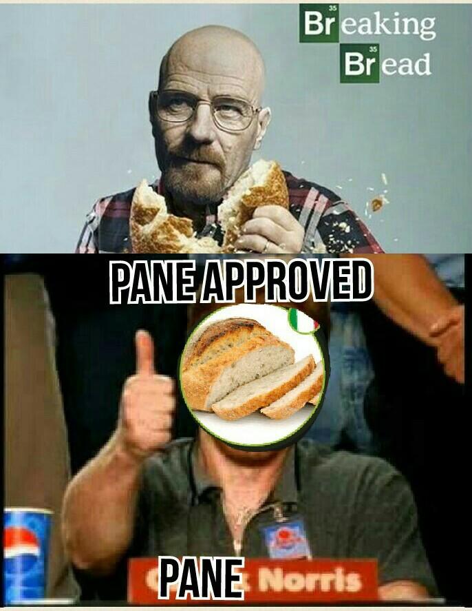 cito il mio amico pane fazzoletti dpax e quelli che benpensano - meme
