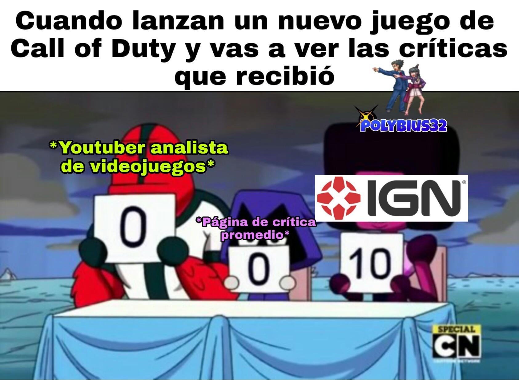 Y luego se quejan de Gamergate - meme