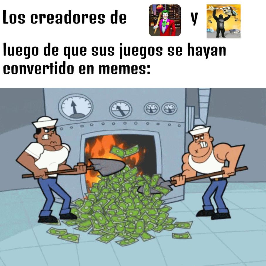 full money - meme