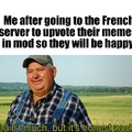 Uploaded a French version of this in their server