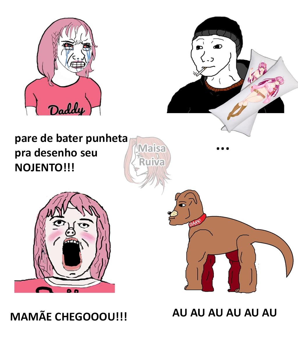 BEIZEDI e Dogpillado - meme