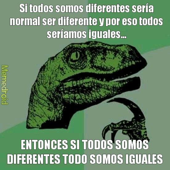 Dudas existenciales extremas (soy nuevo) - meme