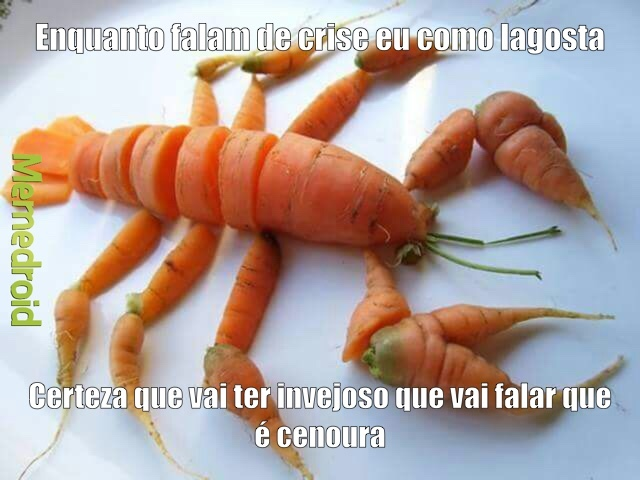 100% lagosta - meme