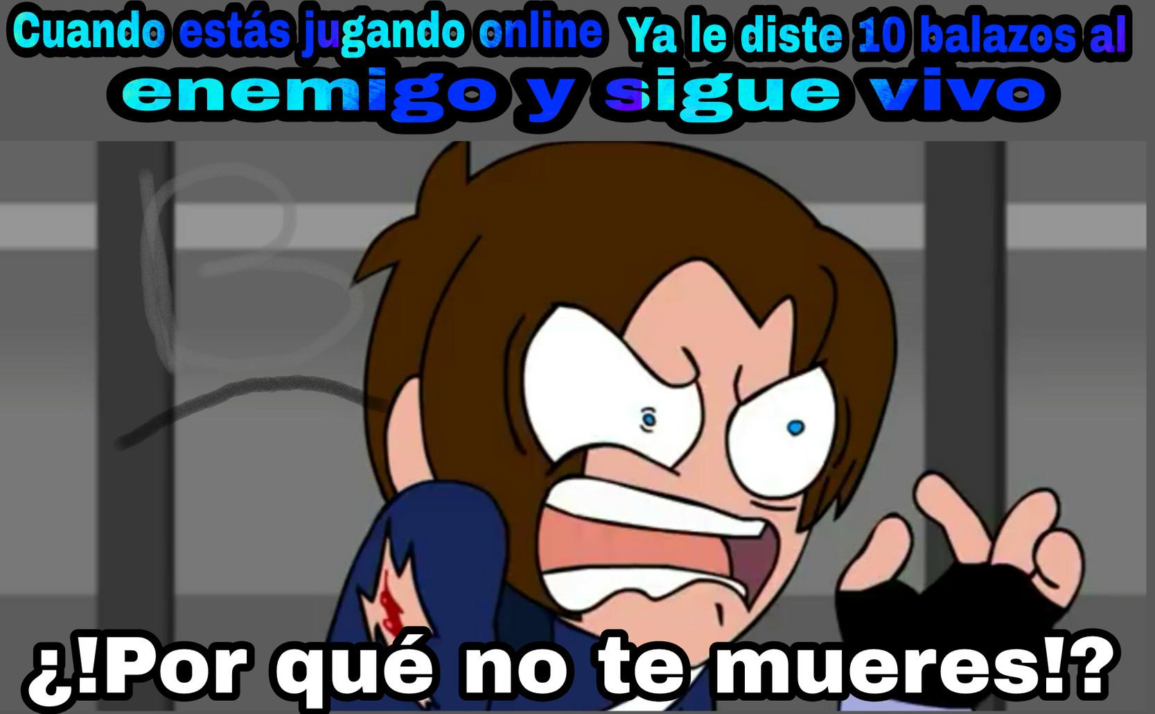 Jugar online - meme