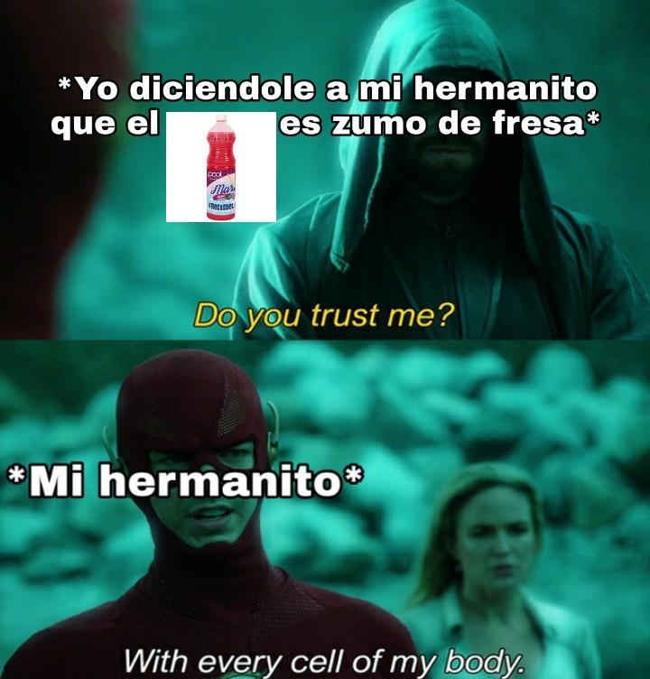 Delicioso - meme
