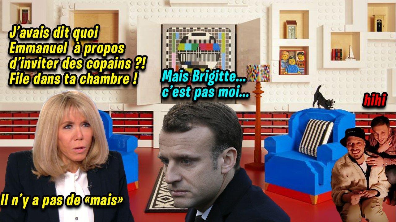 Vilain garçon - meme