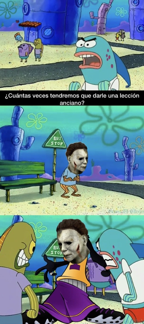 Halloween Kills 2021 - meme