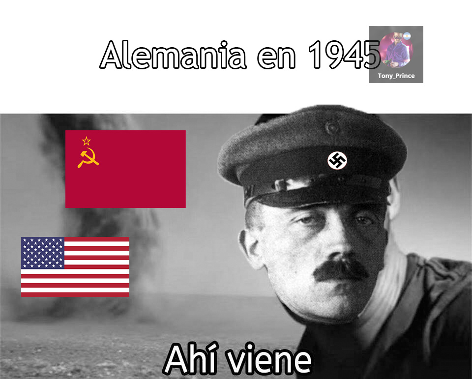 Con amor al Führer - meme