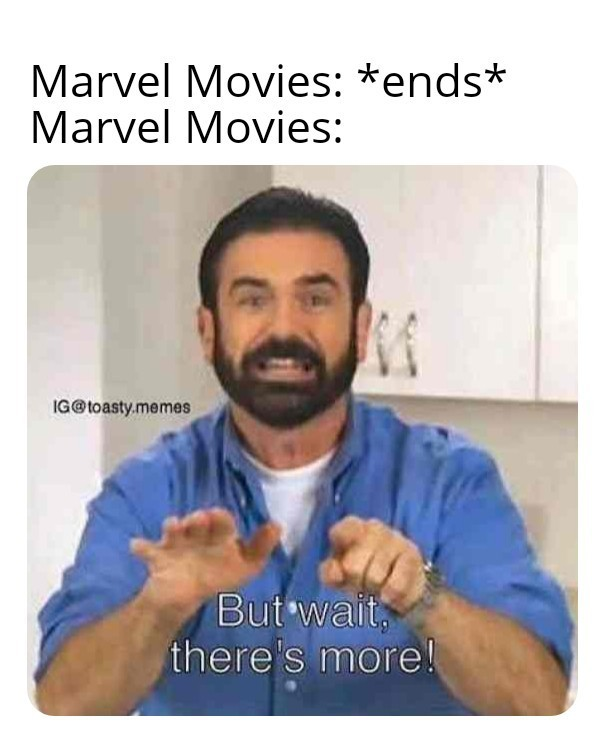 Marvel Movies - meme
