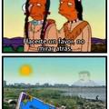 Un olor a culo en el Río de la Plata