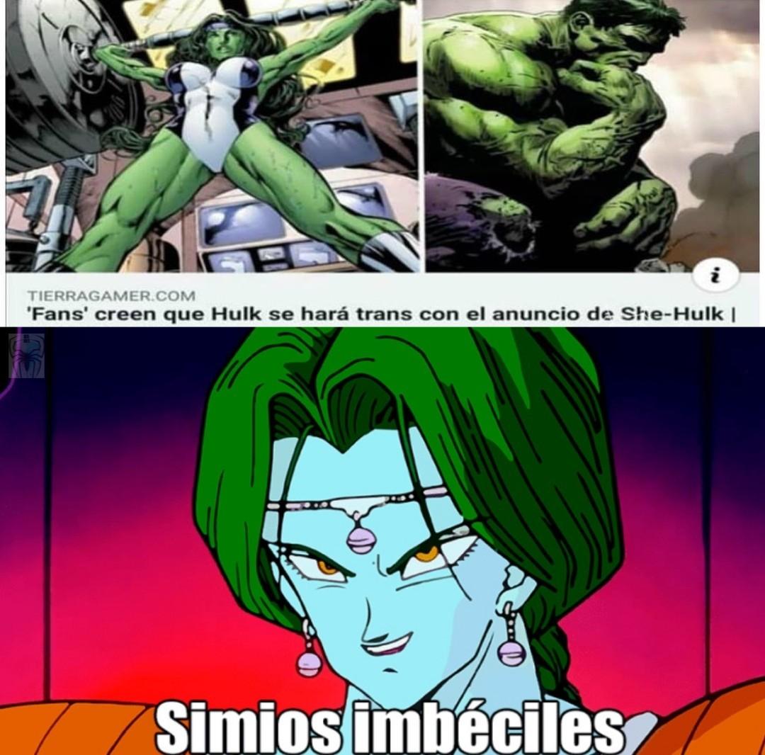 Hoy en: millenials descubren que hay más personajes de Marvel - meme